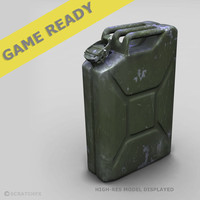 JERRY CAN (GAME READY)