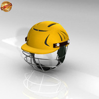 obj cricket helmet