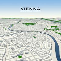 fbx vienna cityscape