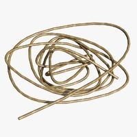 rope 3d c4d