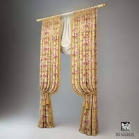 max curtains classic set