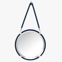 max mirror clearwater eichholtz rope