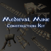 Medieval Mine Construction Kit