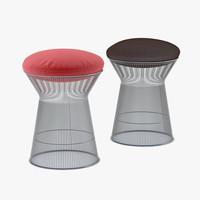 maya platner stool knoll
