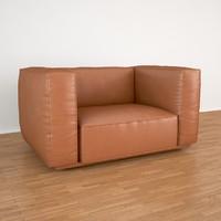 max marechiaro arflex armchair