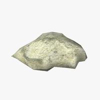 3d rock 04 model