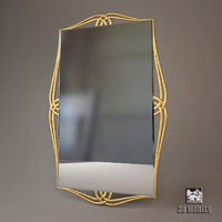 max christopher guy mirror 50-0186