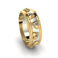 ring gold prototyping 3d model