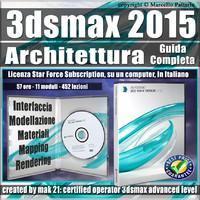 3d 2015 architettura guida completa model