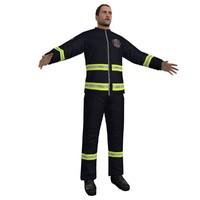 paramedic 2 3d obj