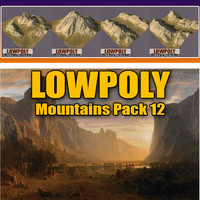mountains pack 3ds