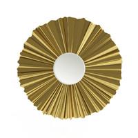 3d model tarentaise 50-2366 gold mirror