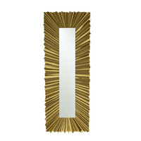 christopher ruffle rectangle mirror 3d max