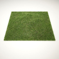 grass c4d