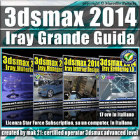 3ds max 2014 Iray La Grande Guida Italiano Subscription