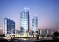 modular business center 3d model
