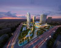 3ds max modular business center