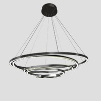 3d toccata pendant light model