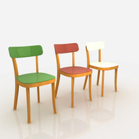 3d basel chair model