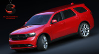3ds max dodge durango 2015
