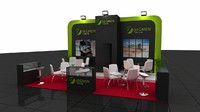 Segmen Exhibit Fair Stand