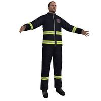 paramedic 2 3d model