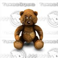 bear 3d max