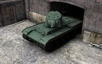 3ds max hq soviet kv-1