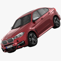 BMW X6 M Sport Package 2015
