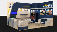 Orthocare Exhibition Stand