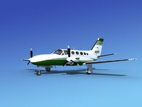 scale cessna 425 conquest max