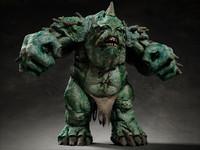 Troll Brute creature