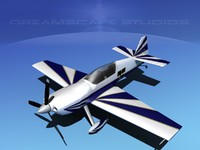 3d model of propeller sport mx