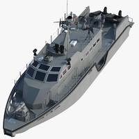 maya mk vi patrol boat