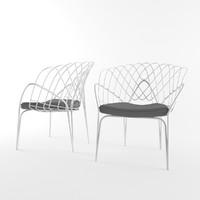 Usona Outdoor Occasional Chair 09491