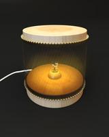 3d model wooden lamp