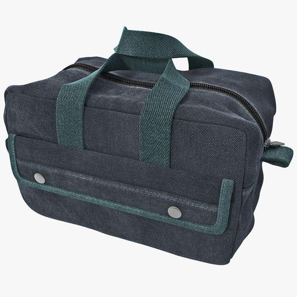 Multipurpose Tools Bag toolbag hardware carrier industrial vray