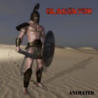 3ds max gladiator