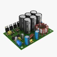 maya circuit board