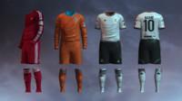 3d soccer jersey valencia cf