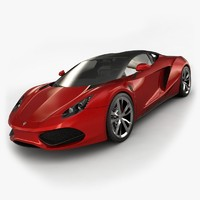 3d polish arrinera hussarya model