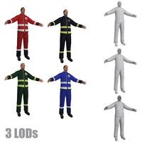 3d paramedic lod s