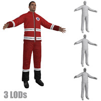 3ds max paramedic lod s