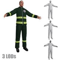 paramedic 3 lod s max
