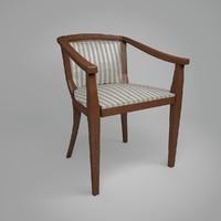 maya chair 3