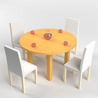 maya dining table