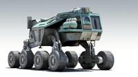 3d jorden tractor