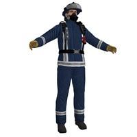fireman 3 max