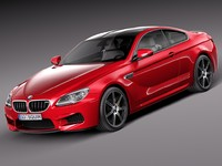 3d 2015 coupe bmw model