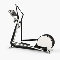 3d cross gym technogym